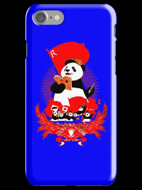 China Propaganda - Panda by Tim Topping