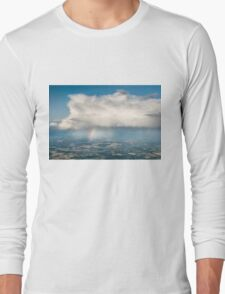 Clouds and rainbows 4 Long Sleeve T-Shirt