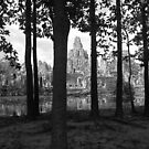 Bayon, Cambodia  by Rowan Herring