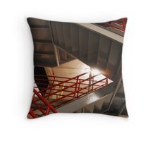 up or down Throw Pillow