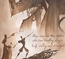 The Tale of Three Brothers by Jade Jones