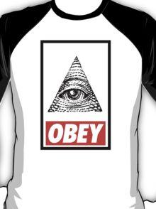 Obey the Illuminati T-Shirt