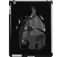 LIMBO MONONOKE TOTORO KODAMA iPad Case/Skin