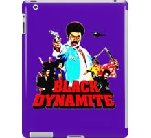Black Dynamite iPad Case/Skin
