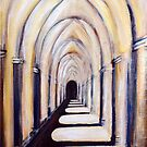Cloister by Carole Russell