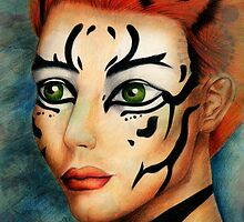 Tigress by FireRabbit