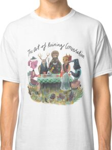 The art of ruining conversation at parties Classic T-Shirt
