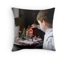 A Christmas Tale Throw Pillow