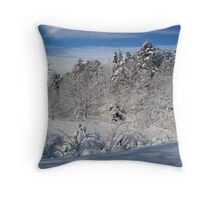 The Woods of Virginia     ^ Throw Pillow