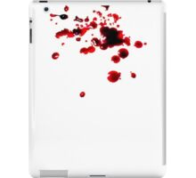 Blood Stained iPad Case/Skin