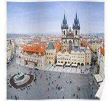 Old Town Square, Prague, Czech Republic Poster