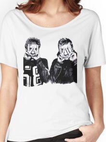 Joseph and Dun Women's Relaxed Fit T-Shirt