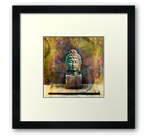 Buddha Framed Print