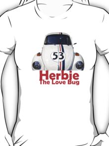 Herbie the love bug T-Shirt