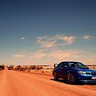 Subaru WRX Club Spec 9 by Richard Owen