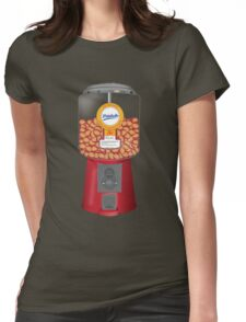 Gumball Paintballs Womens Fitted T-Shirt