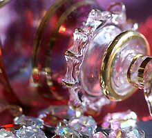Perfume and gems by CanDuCreations