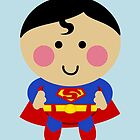 Little Superman by Sonia Pascual