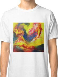 """""""Escapism"""" original abstract artwork Classic T-Shirt"""