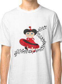 Happy lady  Classic T-Shirt
