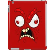 Angry iPad Case/Skin