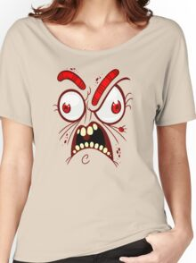 Angry Women's Relaxed Fit T-Shirt
