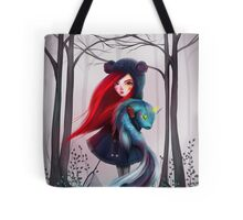 Royal Hunting Tote Bag