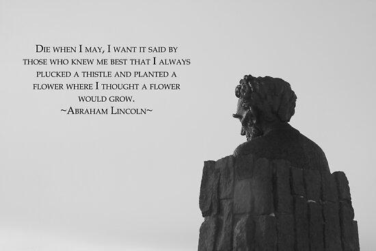 Honest Abe by Kimberly Palmer