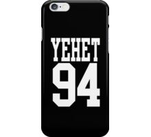 EXO - Oh Sehun Yehet Merch iPhone Case/Skin