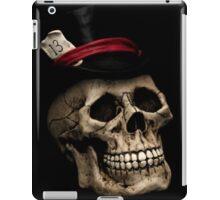 Top Hat Skull iPad Case/Skin