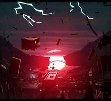 """Gravity Falls - """"The End Times""""  by SirOrin"""
