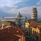 La Torre Pendente di Pisa by MNDustyLens
