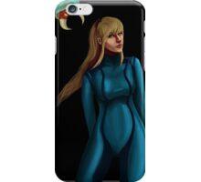 ZeroSuitSamus iPhone Case/Skin