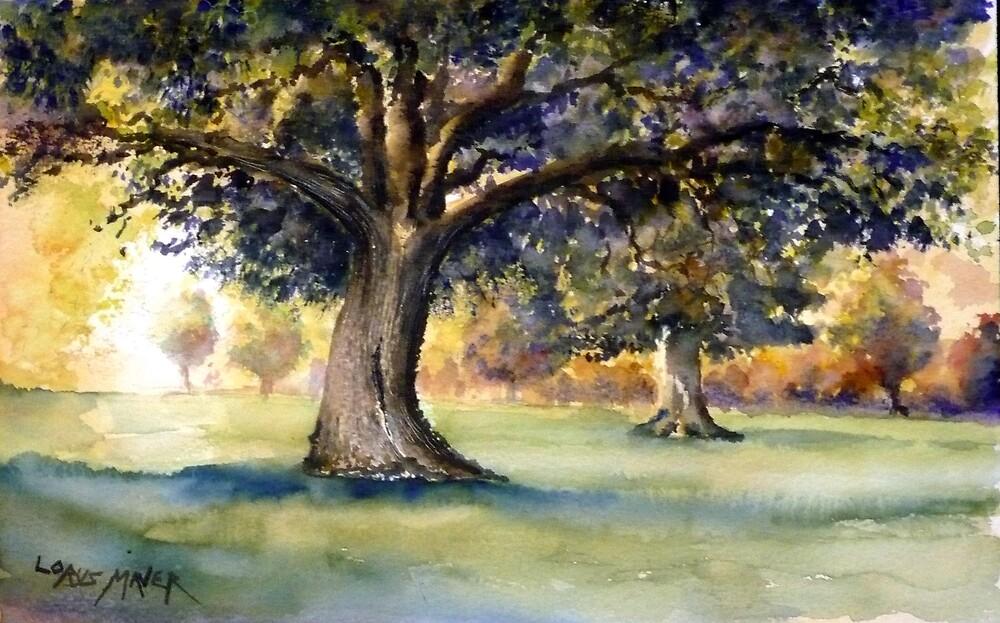 Laughton Meadows ( part 1)  by LorusMaver