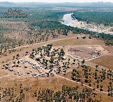 Bowen River Rodeo © Vicki Ferrari by Vicki Ferrari