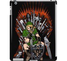 Zelda Game Of Thrones iPad Case/Skin