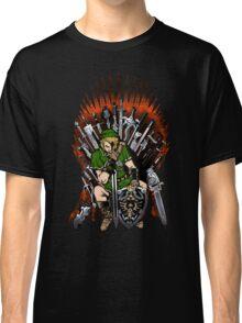 Zelda Game Of Thrones Classic T-Shirt