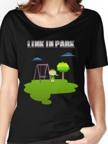 Zelda Link In Park Women's Relaxed Fit T-Shirt