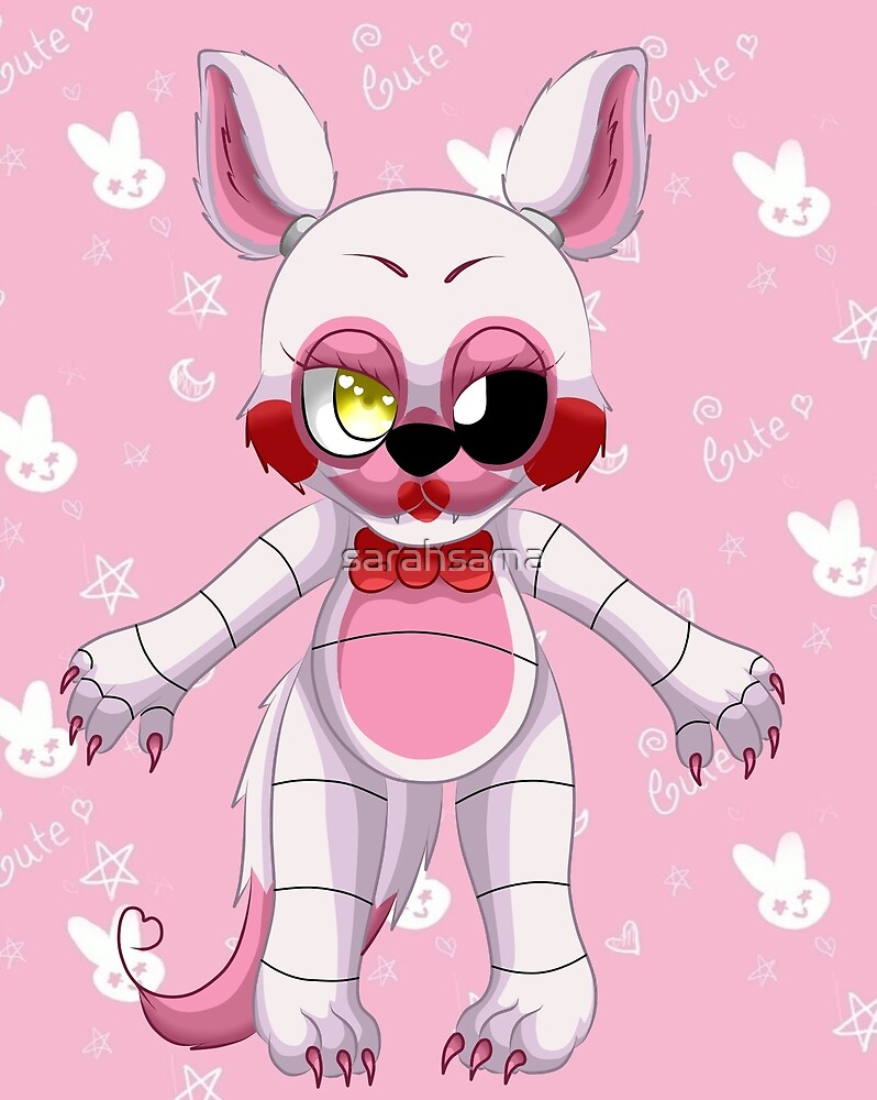 Quot Five Nights At Freddys 2 Cute Chibi Mangle With