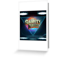 "Gravity Falls - ""The Universe Portal"" Greeting Card"