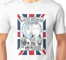 Scott at the Pole Unisex T-Shirt