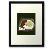 Bride of the Pickled Genius Framed Print