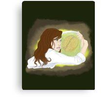 Bride of the Pickled Genius Canvas Print
