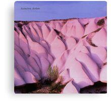 Autechre - Amber Canvas Print