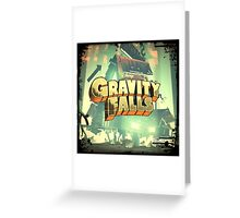 """Gravity Falls""- ""The Way Things Change"" Greeting Card"