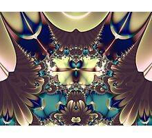 Angel Wings in Heaven Photographic Print