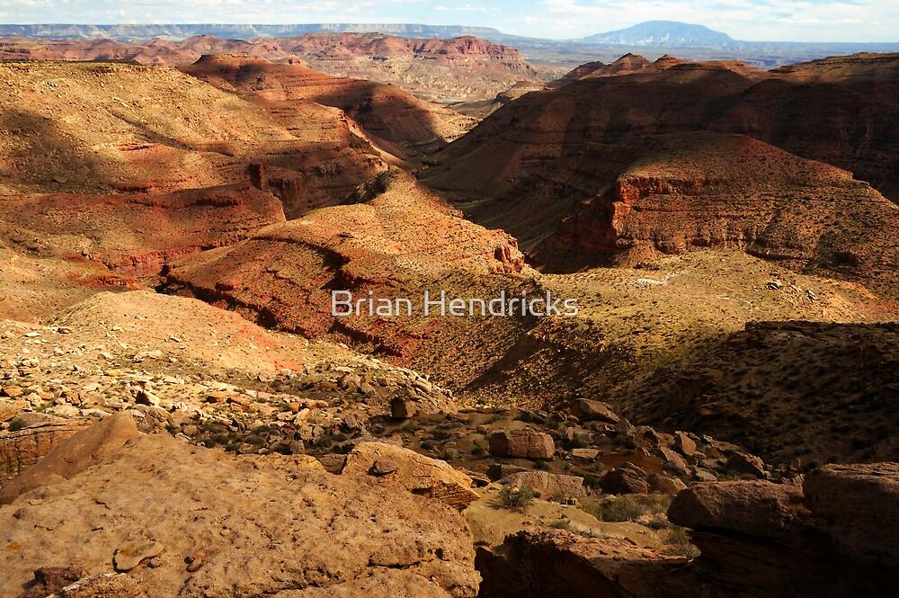 Kaiparowits Plateau by Brian Hendricks
