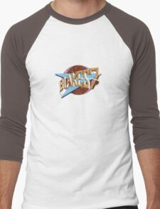 Blakes 7 Men's Baseball ¾ T-Shirt