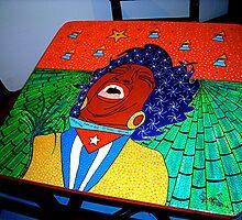 Celia Cruz by aka-tombo