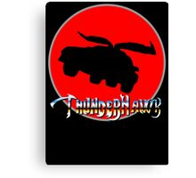 ThunderHawk Ho! Canvas Print